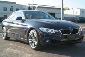 bmw 435xi for sale used bmw 435 for sale in denver co cars com