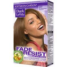 Sunkissed Brown Hair Extensions by Softsheen Carson Dark And Lovely Fade Resist Rich Conditioning