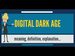 Dark Blue Meaning by What Is Digital Dark Age What Does Digital Dark Age Mean Digital