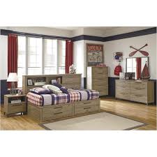 Daybed With Bookcase B298 85 Ashley Furniture Twin Bookcase Daybed With Storage Fb