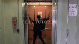 billy glass door billy bounce dance tutorial youtube