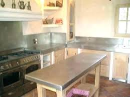 meuble cuisine zinc meuble cuisine bois et zinc meuble cuisine zinc meuble cuisine zinc
