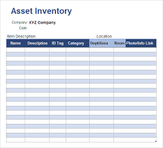 sample inventory tracking 5 documents in pdf word excel