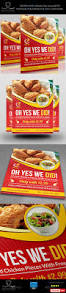 graphicriver restaurant flyer template vol8 11877112 all