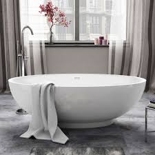 bathrooms with freestanding tubs elegant bathroom decor with immaculate small freestanding tub