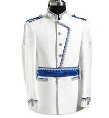 Prince Charming Halloween Costumes Prince White Royal Mens Period Costume Medieval Suit Stage