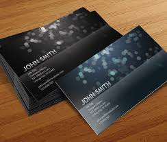 Photo Business Card Template 75 Free Business Card Templates That Are Stunning Beautiful