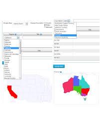 Arizona Map Google by Google Interactive Maps By Edarco Codecanyon