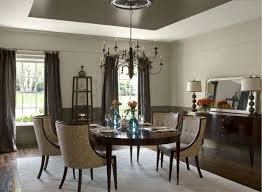 Red Dining Room Walls Dining Room Color Ideas With Chair Rail Ideas Image Dining Room