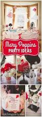 Mary Poppins Party Decorations Mary Poppins Mary Poppins Silhouettes And Walls