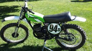 twinshock motocross bikes for sale 1974 kx250 old moto motocross forums message boards