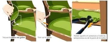 recouvrir canape changer tissu canape recouvrir comment fair t info