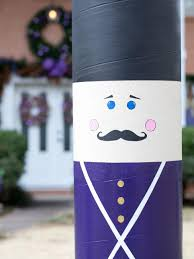 how to make giant nutcrackers hgtv
