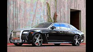 roll royce vorsteiner dia show tuning rolls royce ghost black bison edition auf forgiato