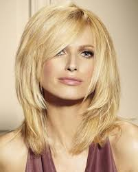 shoulder length haircuts for thick hair women hairstyles