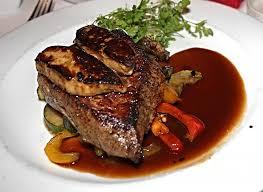 Main Dish With Sauce - review restaurant and hotspot de peerdestal in antwerp belgium