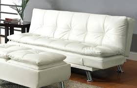 White Leather Tufted Sofa Sofa Storage Bench Furniture Charming Living Room Sofa Bed From