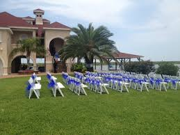 Galveston Wedding Venues Weddings At The Beach Crystal Beach Villa Crystal Beach Villa