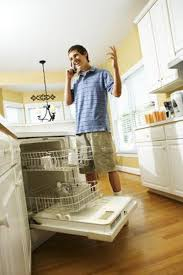 installing a dishwasher in existing cabinets how to install a dishwasher in old kitchen cabinets home guides