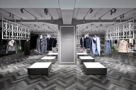 nendo designs compolux women u0027s luxury clothing shop in tokyo