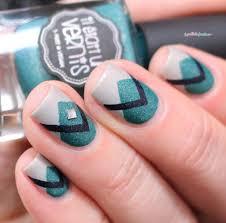 best 25 chevron nail art ideas on pinterest chevron nails