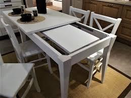 tavolo stosa allungabile york 4 sedie stosa cucine scontato 30