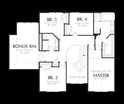 mascord house plan 2271ac the brayton