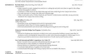 Exles Of Server Resume Objectives Resume How To Write For Server Position Imposing Exles Restaurant