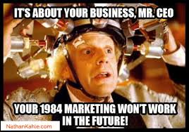 Doc Brown Meme - business memes nathankahle com marketing memes pinterest