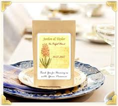 coffee wedding favors coffee wedding favors party favors brown jenkins the