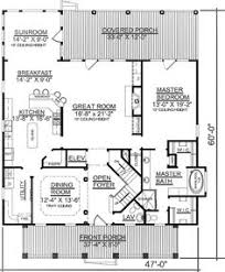 low country floor plans fancy design low country house plans for narrow lots 5 plan 59964nd