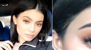 jenner hair extensions jenner debuts sleek bob after taking out hair