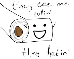 They See Me Rollin They Hatin Meme - they see me rollin by lionessjess on deviantart