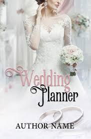 bridal planner wedding planner the book cover designer