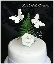butterfly cake toppers butterfly cake toppers for wedding cakes