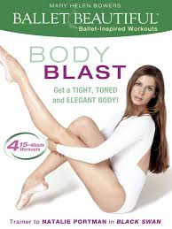 Ballet Inspired Workout Clothes Amazon Com Ballet Beautiful Body Blast Mary Helen Bowers Kate