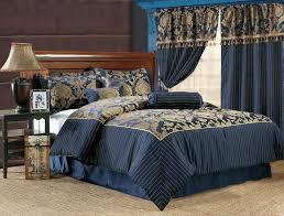 Navy Blue Bedding Set Classic Bedroom With Navy Blue Comforter Sets Navy Blue
