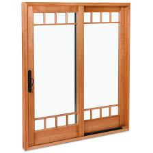 Sliding Wood Patio Doors Sliding Exterior Doors Marvin Doors