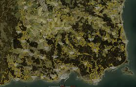 dayz maps exp dayz 0 62 loot map updated to 0 62 version dayz