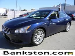 2010 navy blue nissan maxima 3 5 s 57872504 gtcarlot com car