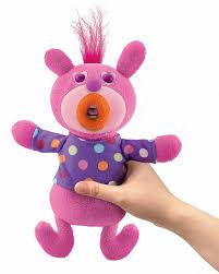 Singing Stuffed Animals Mattel The Sing A Ma Jigs Pink Toys