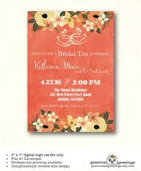 bridal lunch invitations bridal tea invitations bridal lunch bridesmaid luncheon bridal