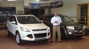 Ford Escape Dimensions - 2013 ford escape vs 2012 ford escape in colorado springs youtube