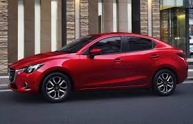 mazda sedan mazda gives birth to mazda2 baby sedan