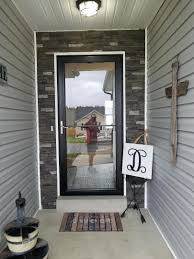 Framing Exterior Door Framing An Exterior Door With Style Creative Faux Panels