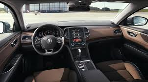renault truck interior renault talisman officially unveiled video