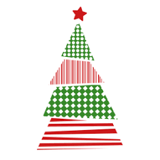 red christmas tree icon transparent png u0026 svg vector