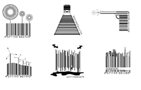 Barcode Designs For The Sketchpad Barcode Design