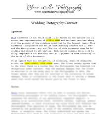 wedding contract how to cancel a wedding the awesometastic bridal