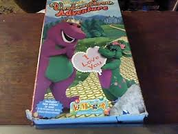 Opening Closing To Barney U0026 by Opening U0026 Closing To Barney U0027s Valentine Adventures 2001 Vhs Youtube